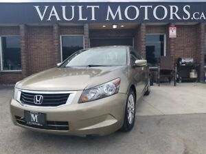 2009 Honda Accord Safety certified