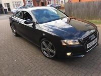 Audi A5 2.0 TDI SE 2dr p/x considered 2010 (60 reg), Coupe 97,000 miles Manual 1968cc Diesel
