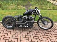 Harley Davidson 1200 sportster bobber chopper