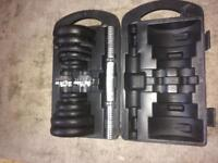 Weights for sale! Bargain