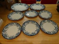 Vintage Chatsworth 1790 Late Mayers Crockery 8 Pieces