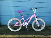 20 inch girl's bicycle