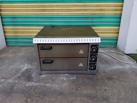 IMPERIAL electric pizza oven single phase stainless steel with warranty
