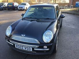 2002 MINI Hatch 1.6 Cooper 3dr HPI Clear Service History @7445775115@