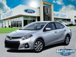 2016 Toyota Corolla S, $53/wk, projector lamp, backup cam, heate