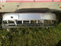 Audi A4 b6 bumpers front and rear