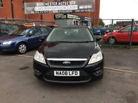 Ford Focus 1.6 Style 5dr SERVICE HISTORY,2 KEYS,