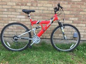 Bicycle Apollo Excel 15 speed 18 inch frame - North Bristol