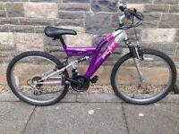 Girls bike 24 inc frame for sale