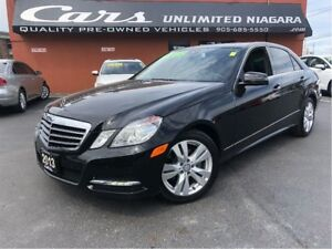 2013 Mercedes-Benz E-Class 300 | NAVI | CAMERA | ROOF | 4-MATIC