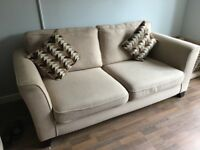 Sofa Works 2 and 3 seater Anneka sofas