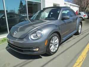 2014 Volkswagen Beetle 1.8 TSI Highline