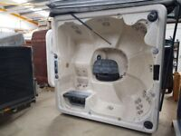 Hot Tub Master spa, needs new jet pump great project