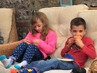Au pair wanted 8 weeks Dec-Feb-17