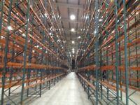job lot of dexion pallet racking!!!( storage , shelving )