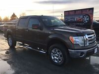 2009 Ford F-150 5.4L!! CERTIFIED!! CREW CAB!! BACKUP CAMERA!!