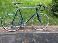 Vintage Road Bike. Young's steel frame 14 speed.
