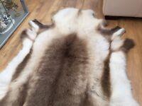 Norwegian Reindeer Rug