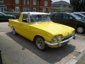 FORD CONSUL (yellow and whit) 1979