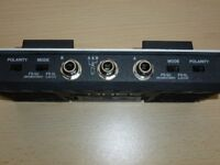 volume pedal for keyboard or guitar