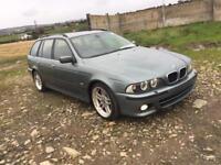 2001 BMW E39 530d MSport - Long MOT - Must go