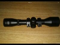 Edgar brothers rifle scope