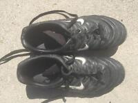 Indoor and Outdoor Nike Soccer Shoes