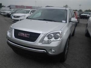 2011 GMC Acadia SLT-1 | Leather | Remote Start