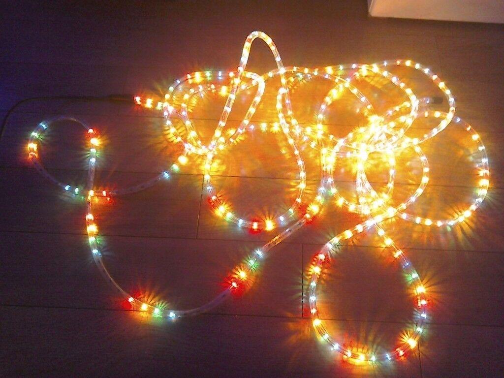 Xmas rope lights in pentre rhondda cynon taf gumtree xmas rope lights aloadofball Images