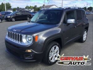 Jeep Renegade Limited 4x4 Toit Amovible My S 2017