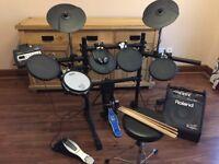 Roland V-Drums Electronic Drum Kit