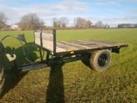 Farm tipping / tipper trailer