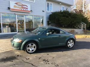 2001 Audi TT As Traded, no MVI. QUATTRO