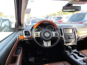 2012 Jeep Grand Cherokee Overland | AWD | NAV | ROOF | LEATHER | London Ontario image 10