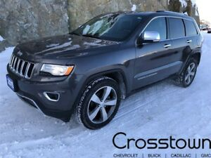 2015 Jeep Grand Cherokee Limited/ Remote Start/ Heated Front & R