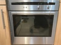 Neff Integrated Single Oven with Grill