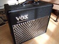 Vox Valvetronix AD30VT Guitar Combo Amplifier