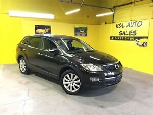 2008 Mazda CX-9 GT ~ AWD ~ LEATHER ~ SUNROOF ~ BLUETOOTH ~
