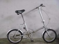 Folding bike 2865A