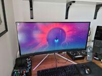 "Acer 34"" XR341CK Ultrawide Monitor"