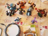 Skylanders Giants Bundle XBox 360