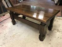 Hardwood Table - Good condition!
