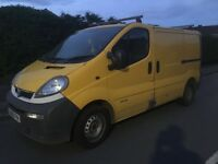 Renault trafic 2006 1.9dci