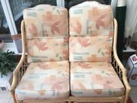 2 seat conservatory sofa/ chair