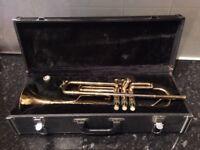 Brilliant Vintage Trumpet