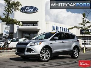 2016 Ford Escape Titanium,LTHR,AWD,SEE OUR REPORT CARD