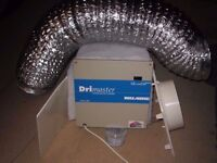Drimaster for condensation on homes