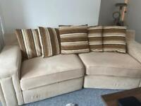 Free sofa for anyone who needs it