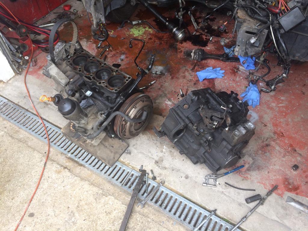 1.9tdi 6 speed gearbox vw golf gttdi seat Leon cupra fr
