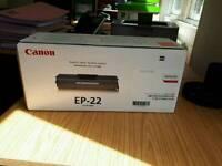 Canon Ep22 cartridge